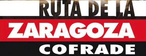Ruta de la Zaragoza Cofrade 2019