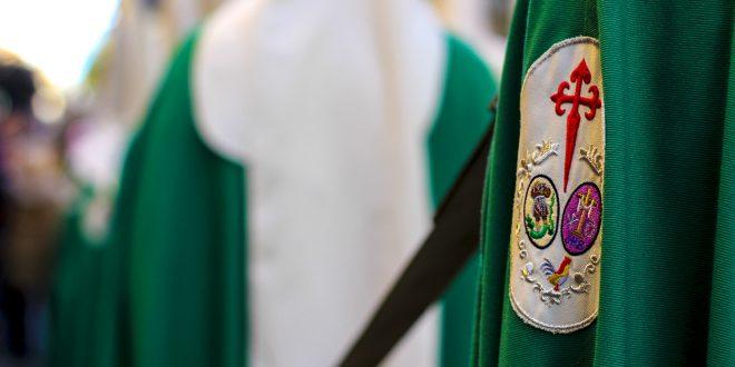 Semana Santa de Zaragoza 2019: Ensayos de Jesús de la Soledad