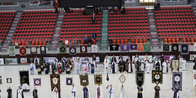 Orden Concurso de Exaltación de Instrumentos la Semana Santa de Zaragoza 2019