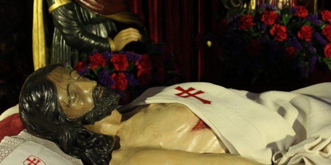 Horarios de visitas al Santo Sepulcro en el Monasterio de la Resurrección