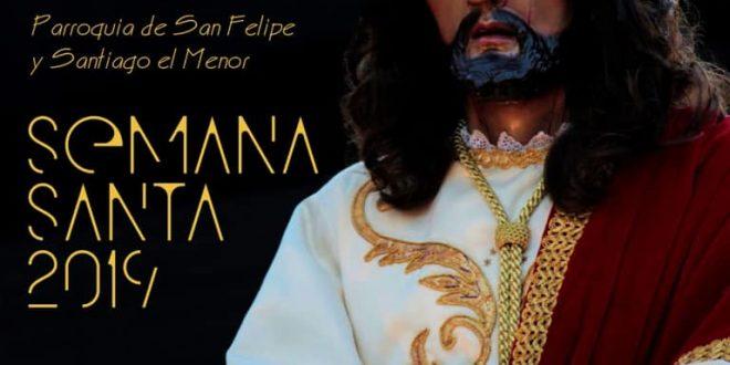 Semana Santa de Zaragoza 2019: Cartel de Jesús de la Humillación