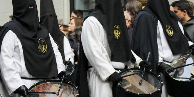 La Humillación participa en la Semana Santa de Madrid