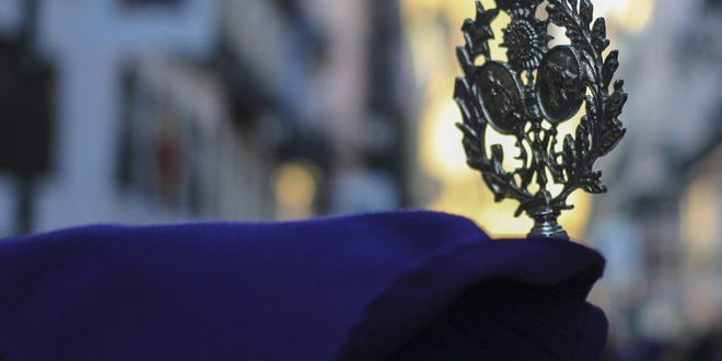 Semana Santa de Zaragoza 2019: Ensayos de la Cofradía de la Llegada