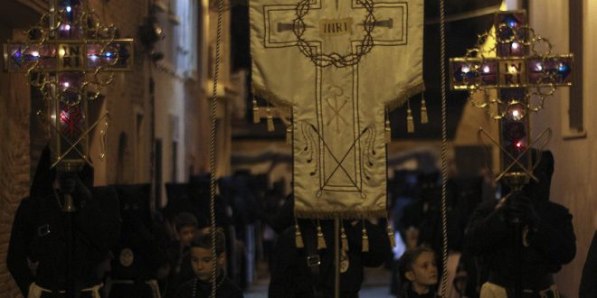Nueva procesión del Ecce Homo el Domingo de Ramos