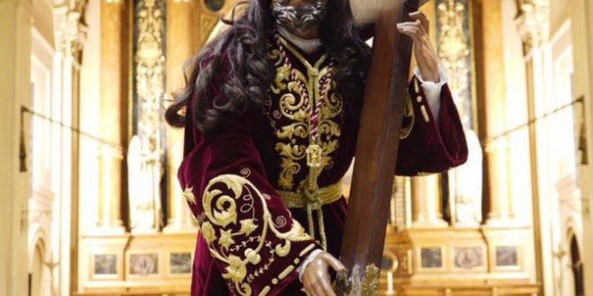 Cincuenta aniversario de la Cofradía del Calvario en Santa Engracia