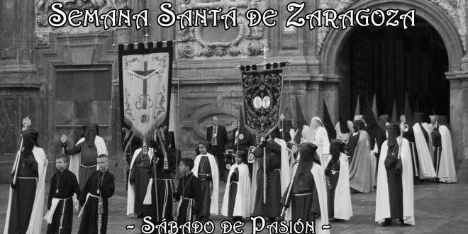 Sábado de Pasión en Zaragoza