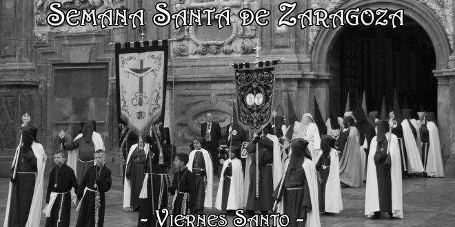 Viernes Santo en Zaragoza