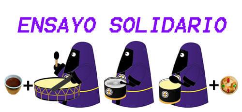 Ensayo solidario de Jesús Nazareno