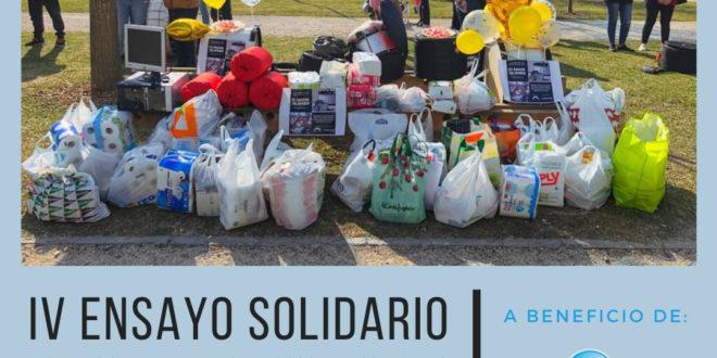 Semana Santa de Zaragoza 2020: Ensayo Solidario de Jesús de la Humillación