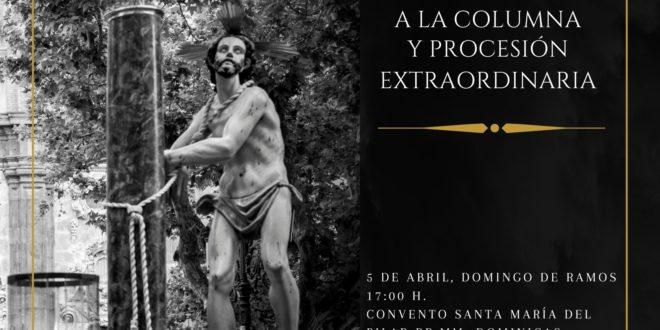 La Cofradía de la Columna consigue el usufructo de 'El Cristín'