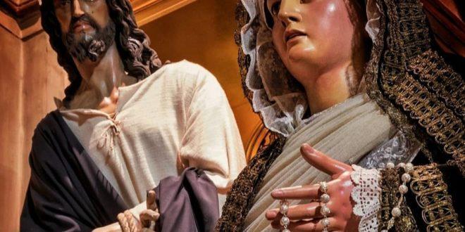 Triduo en honor a Nuestra Señora de los Dolores
