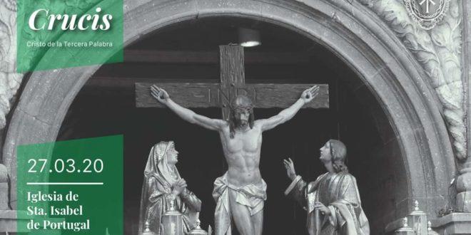 Vía Crucis del Cristo de la Tercera Palabra