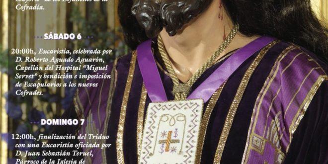 Triduo en honor a Jesús Nazareno
