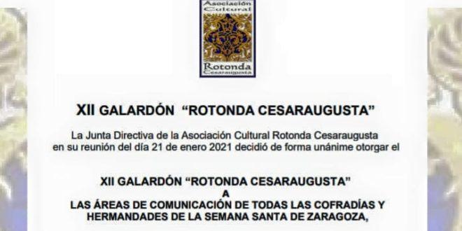 Galardón Rotonda Cesaraugusta 2021