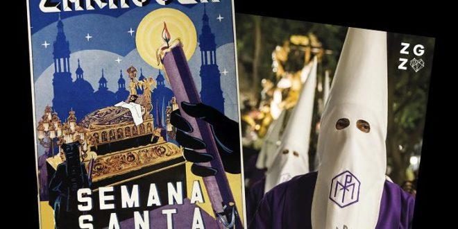 Exposición de carteles de la Semana Santa de Zaragoza