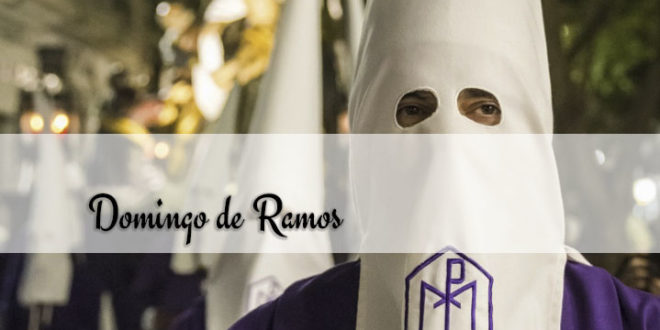 Semana Santa de Zaragoza 2021: Domingo de Ramos