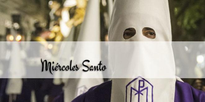 Semana Santa de Zaragoza 2021: Miércoles Santo