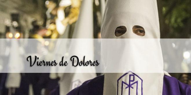 Semana Santa de Zaragoza 2021: Viernes de Dolores
